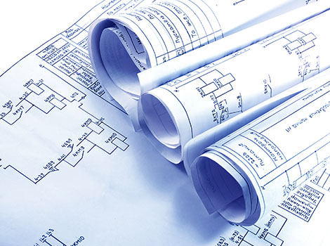 Blueprints Plans Rolls | GreenBee
