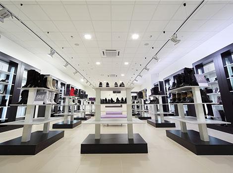 Retail Store Interior | GreenBee