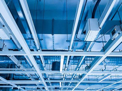 Hvac Ducts Ceiling | GreenBee